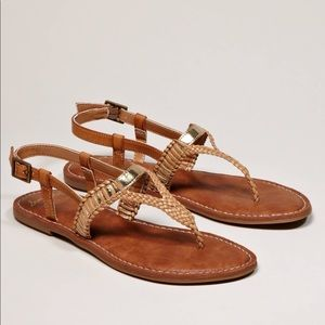 Sam Edelman for American Eagle Sandals